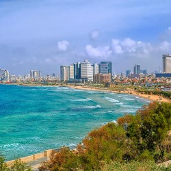 Israel is also considered a beach city
