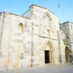 St. Anne Church is a beatiful church in Israel