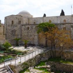 St. Anne Church located in Jerusalem