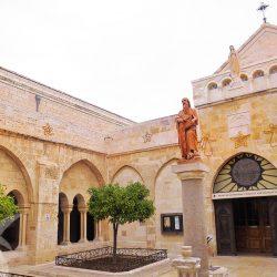 A church in Bethlehem