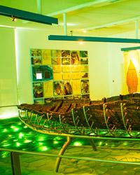 """Kibbutz Nof Geonsar – """"Ancient Jesus Boat"""""""