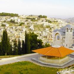 St. Peter's Church in Gallicantu is one of the most beautiful churches in Jerusalem