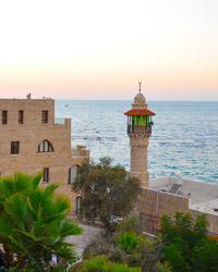 Old Town Jaffa