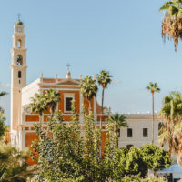 Peters Church Jaffa