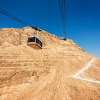 Masada Cable Car Ride