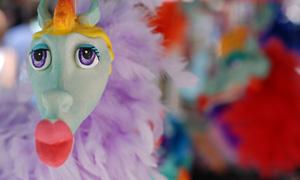 Puppet Festival in Haifa
