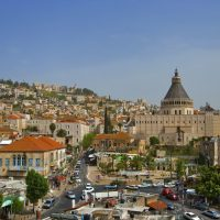 Nazareth Panoramic View