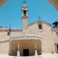St Gabriel Church in Nazareth
