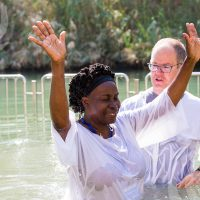 A spiritual journey in Israel