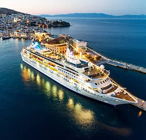 Greece and Israel cruise tour