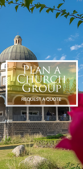 Plan a Church Group with us or request a quote