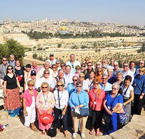 Tour to Israel for second time travelers
