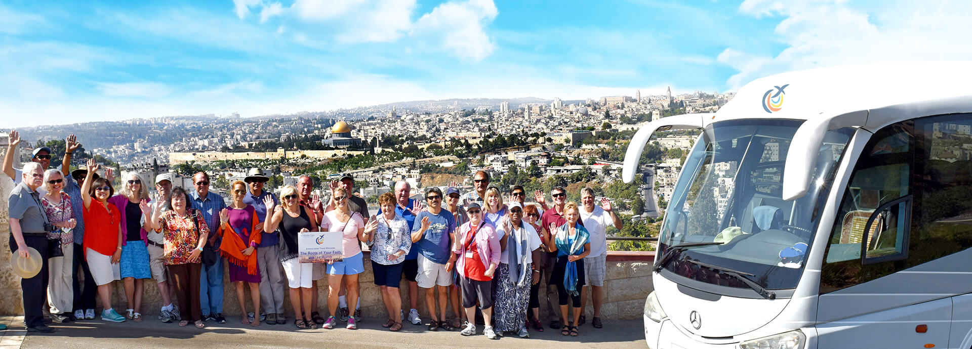 Welcome to the world of America Israel Tours