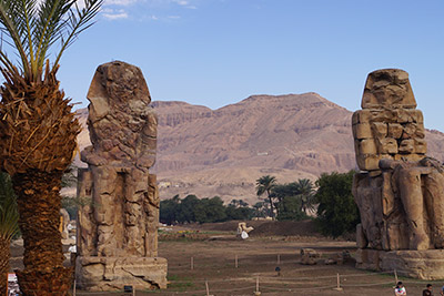 Ancient sites in Egypt visited during this extension