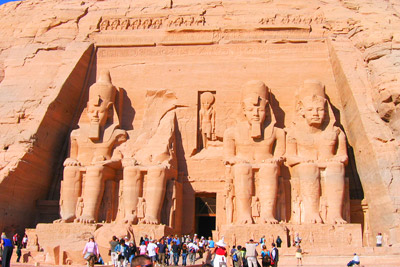 One of the sites we will visit in Egypt