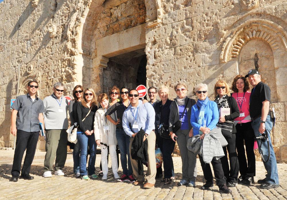 Taken in the old streets of Jerusalem