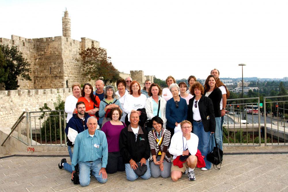 Jerusalen es un lugar muy important para Cristianos