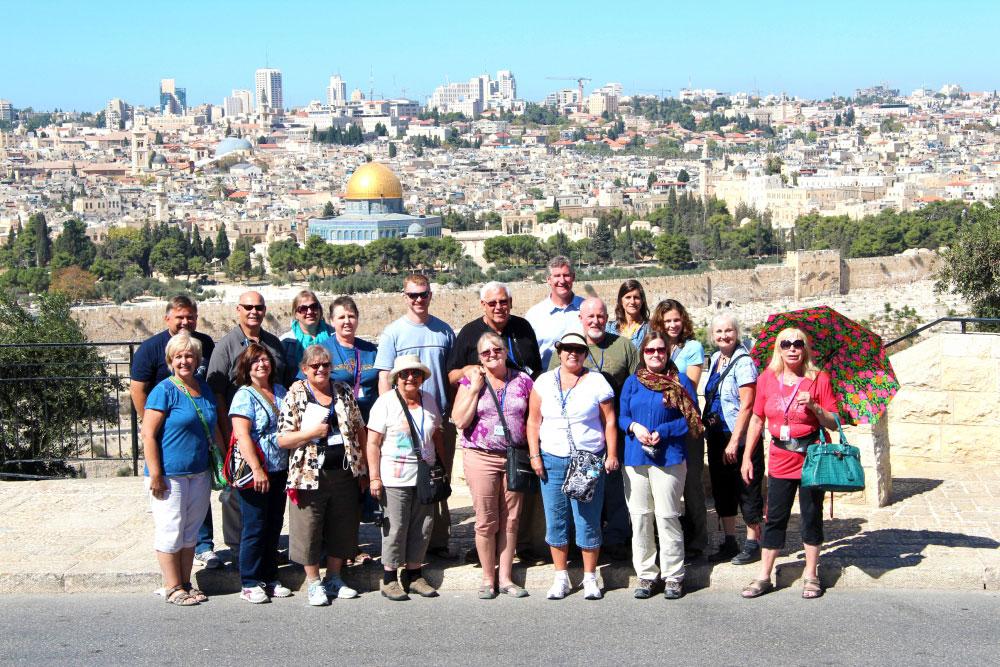 Grupos Cristianos a Jerusalen