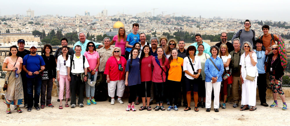 Old City retains significant religious sites concentrated around the Temple Mount