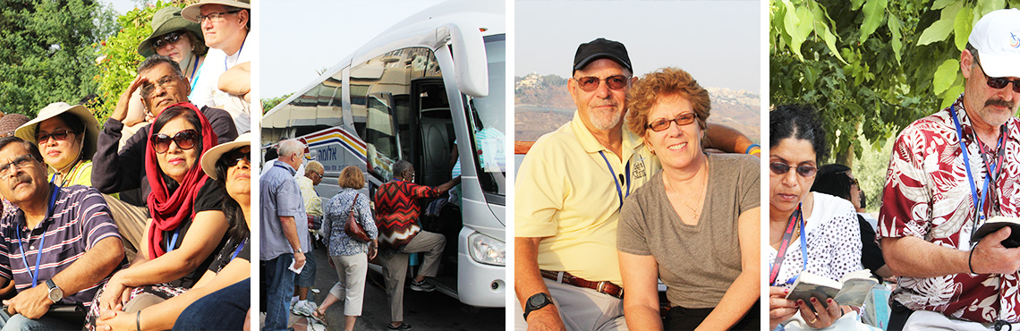 Contact America Israel Tours