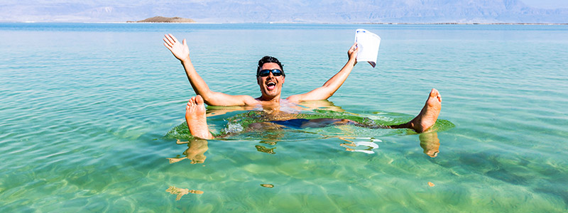 Dead Sea Bucket List