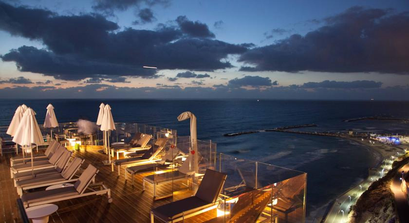 The Carlton Hotel, Tel Aviv (5-Star)
