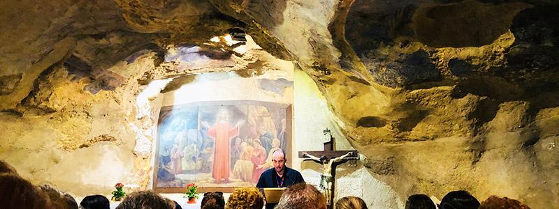 Grotto of Gethsemane