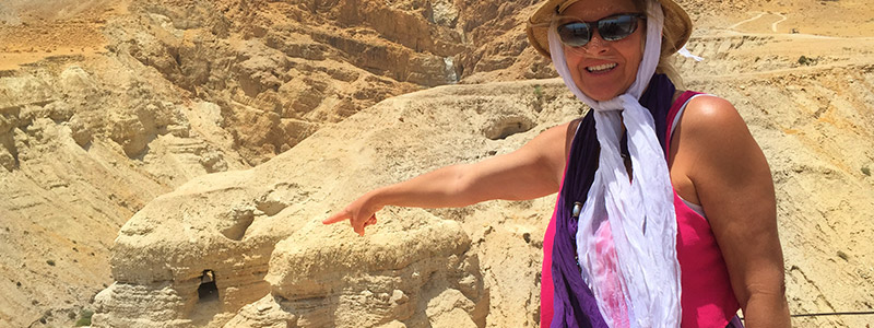 The 11 Caves of Qumran