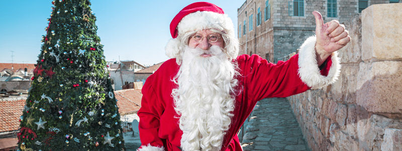 Best Places to Visit in Israel During Christmas