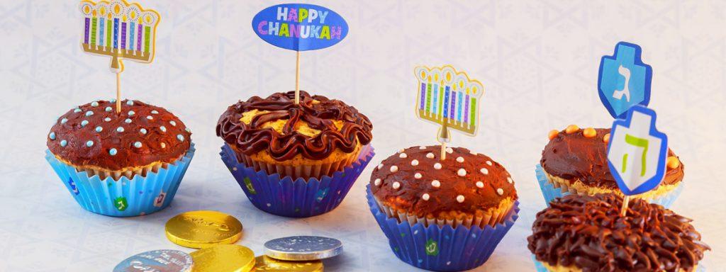 Jewish cupcakes