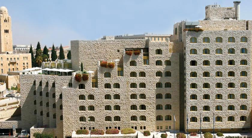 Dan Panorama Hotel, Jerusalem (Superior First Class)