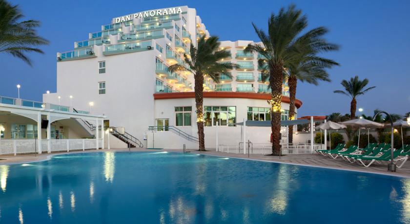 Dan Panorama Hotel, Eilat (5-star Deluxe)