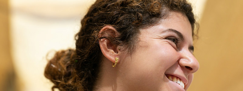 A Rare 2,200-Year-Old Earring of the Hellenistic-Era Found in Jerusalem