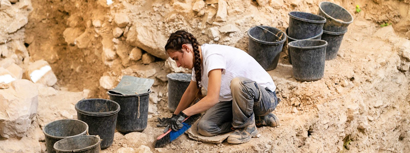Excavations at the City of David