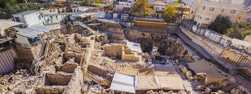Kobi Harati, City of David