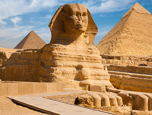 4 Days / 3 Nights Egypt Extension (Pre-tour)