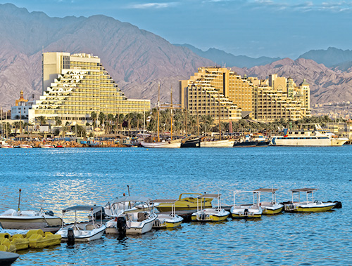 3 Days / 2 Nights Eilat & Petra Extension