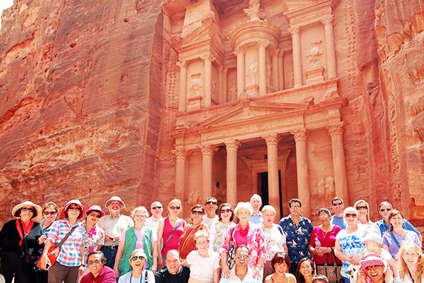 Tierra Santa y Petra Israel y Jordania