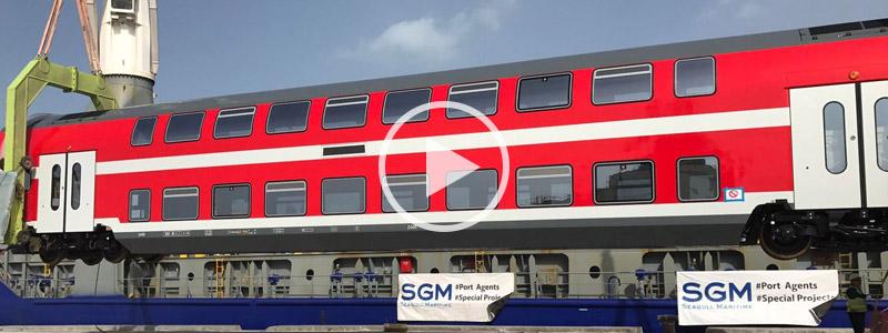 Tren de alta velocidad desde Tel Aviv a Jerusalén