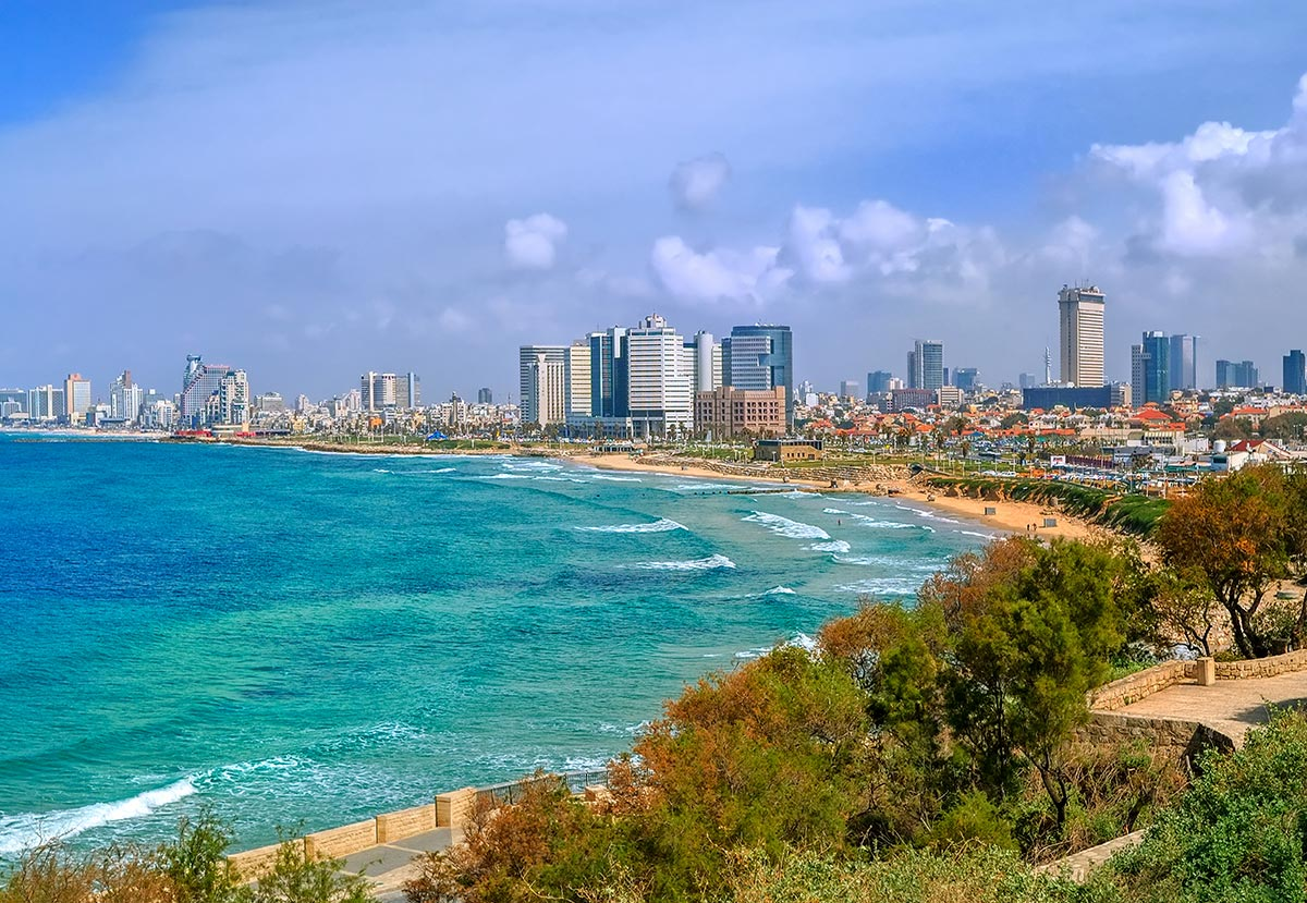 Tel Aviv is one of the best beach cities in the world
