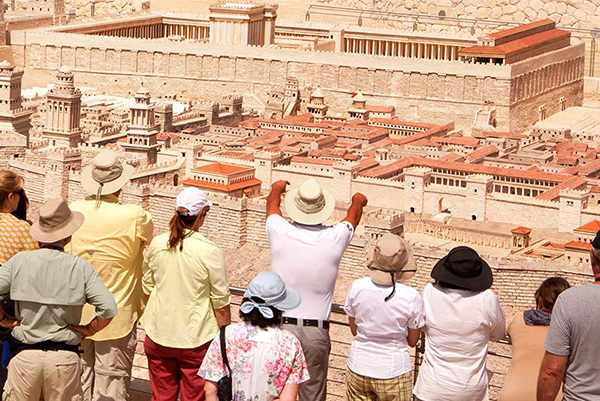 Classical Day Tour of Masada & the Dead Sea