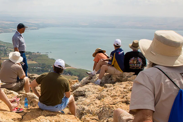Classical Day Tour of Israel's Coast & Western Galilee