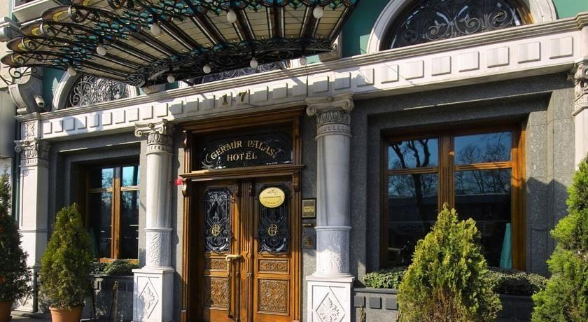 Germir Palas Hotel, Istanbul (4 Stars Package)
