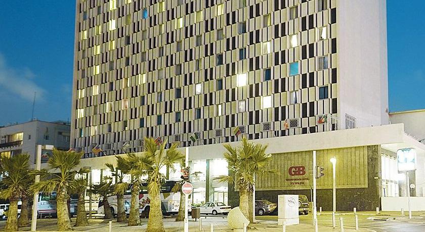 Grand Beach Hotel, Tel Aviv (4 Estrellas)