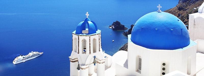 The 5 Best Greek Islands