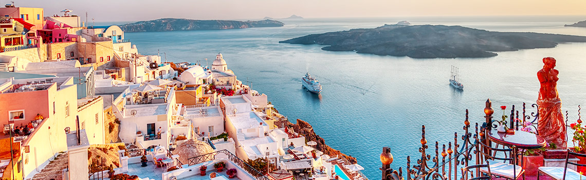 Experience the history and culture of Greece