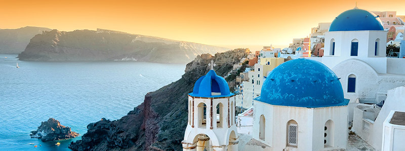 The top 5 Greek islands