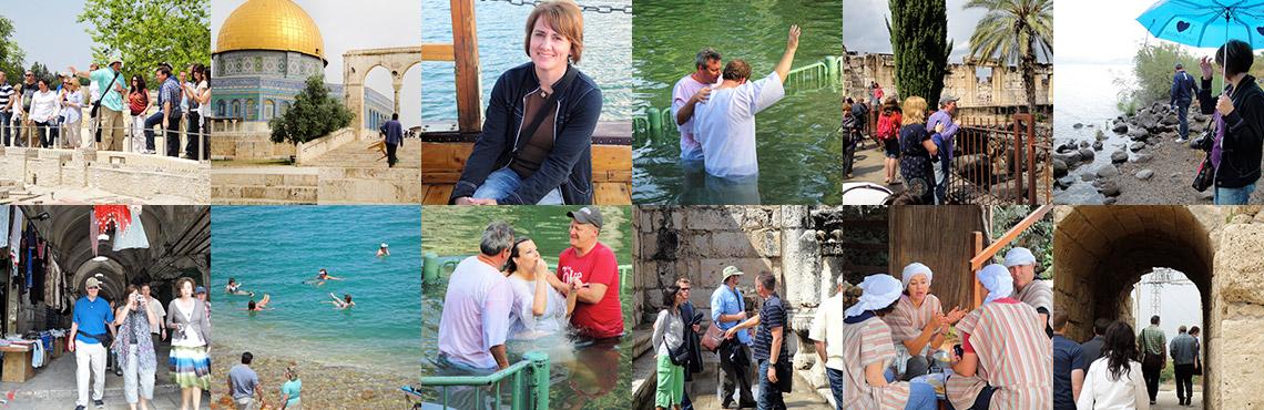 Join Household of Faith Israel Tour