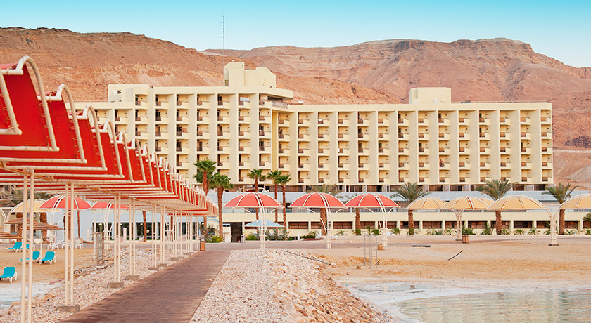 Herods Hotel, Dead Sea