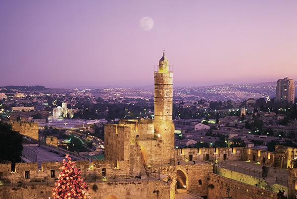 In Depth Classical Israel Tour